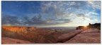Pano-Green River Outlook2-Canyonland Park-Utah